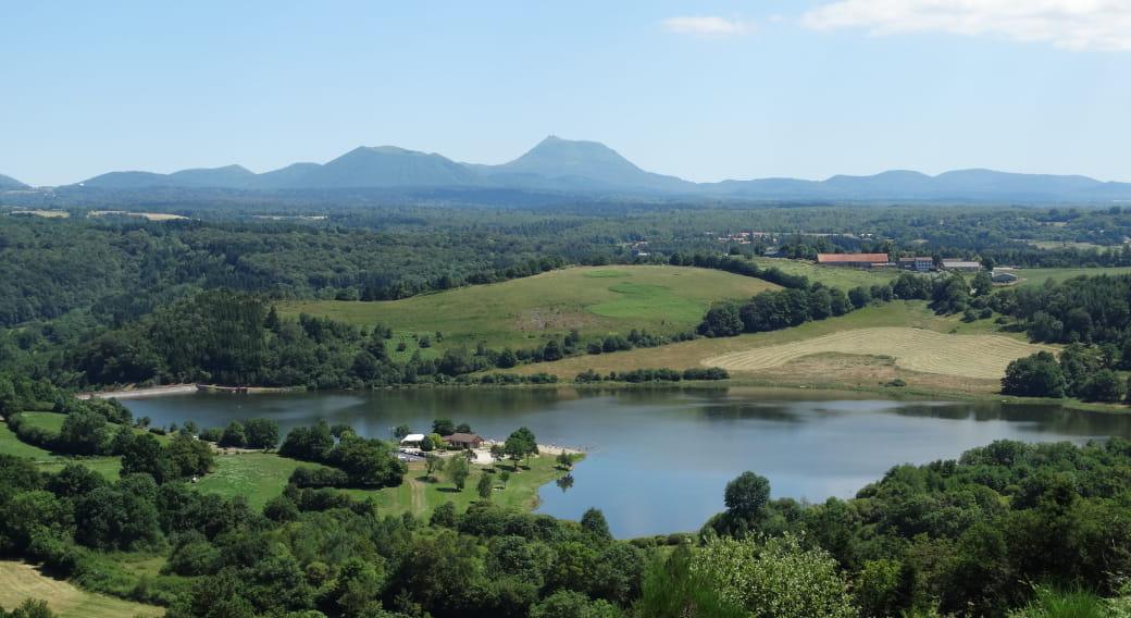 Site de pêche - Barrage d'Anschald