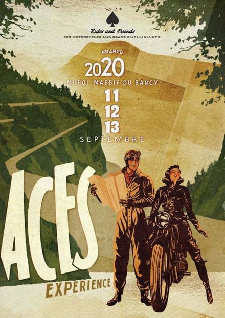 Evènement moto : Aces Experience Saison 2