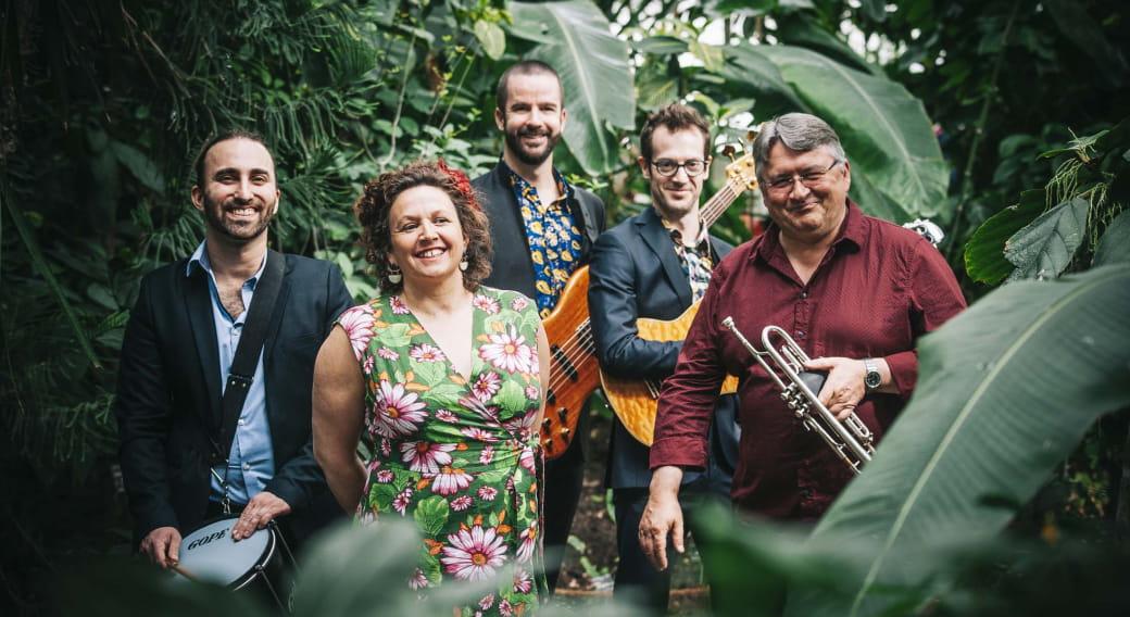 Bossa 2.0 Lilananda Jazz Quintet & le Quatuor Vareze  Musique jazz - classique