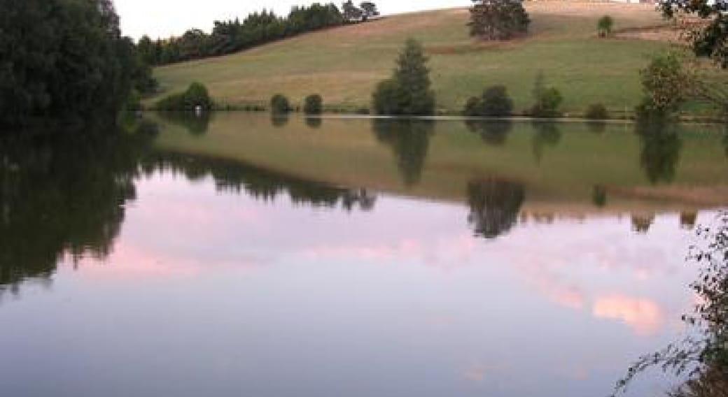 Lac du Moulinier