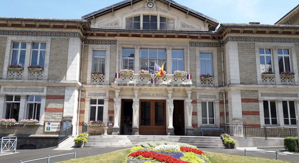 Office de tourisme de La Bourboule