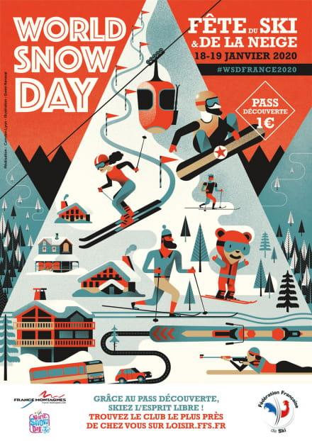 Fête du Ski et de la Neige au Mont-Dore