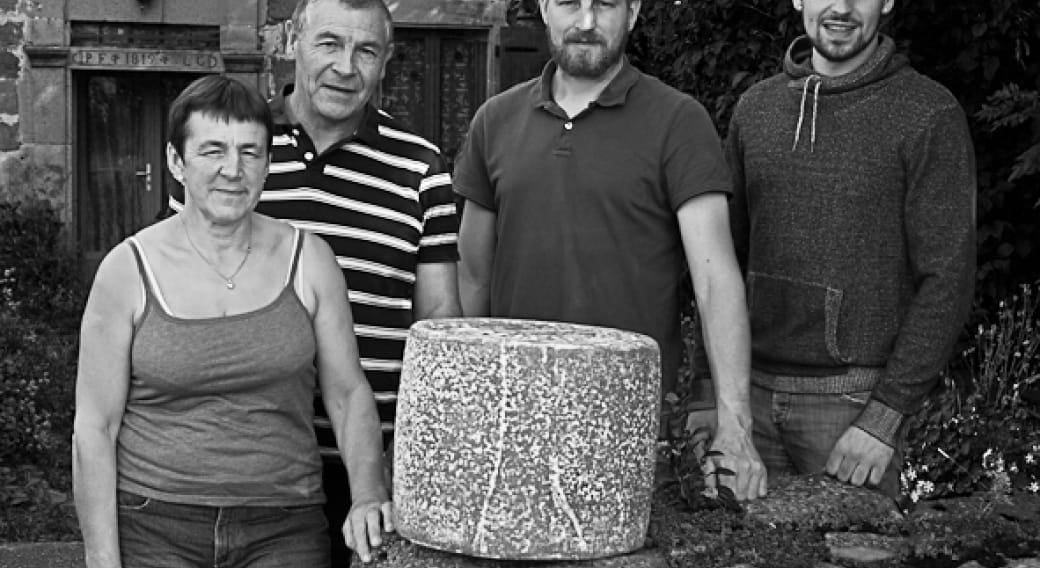 Visite de la ferme Ferrand