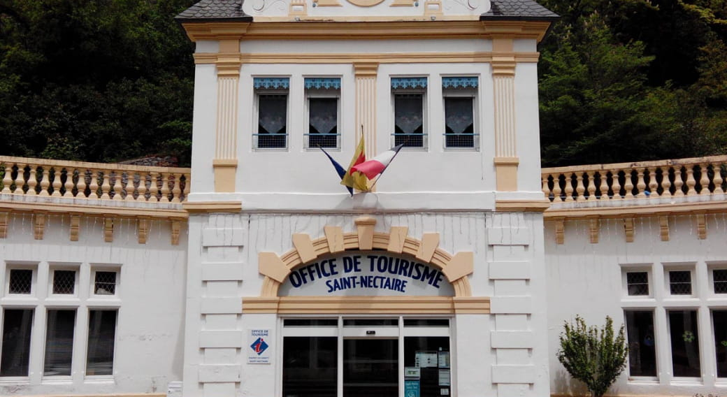 Office de tourisme de Saint Nectaire