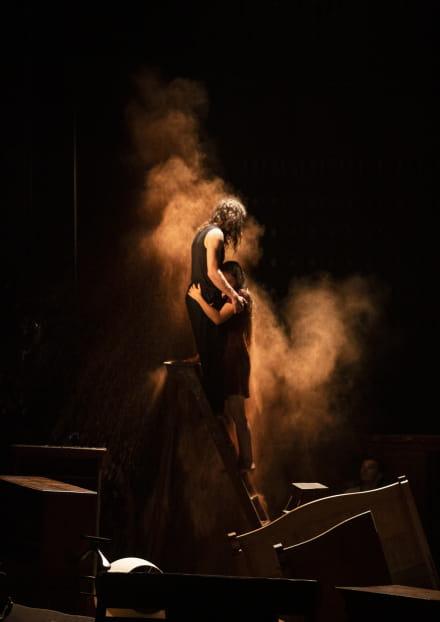 間 (Ma, Aida…) - Compagnie L'immédiat Camille Boitel et Sève Bernard