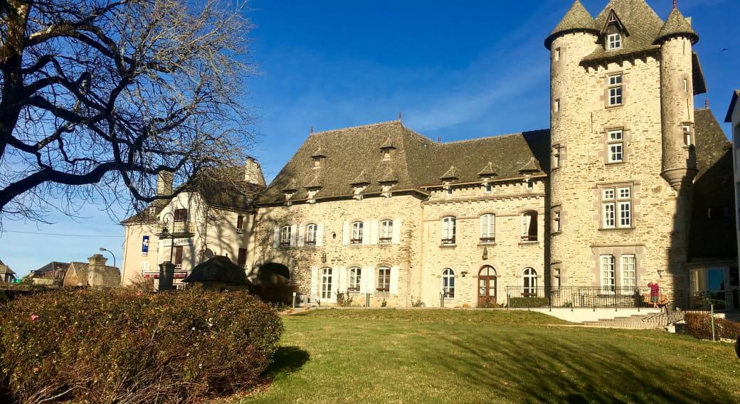 Visite guidée de Montsalvy