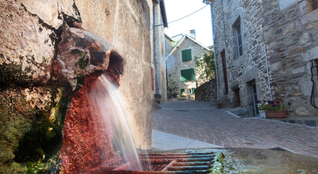 Chaudes-Aigues, cité thermale
