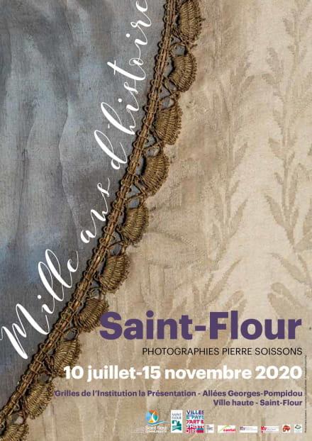 1000 ans d'histoire - Saint-Flour