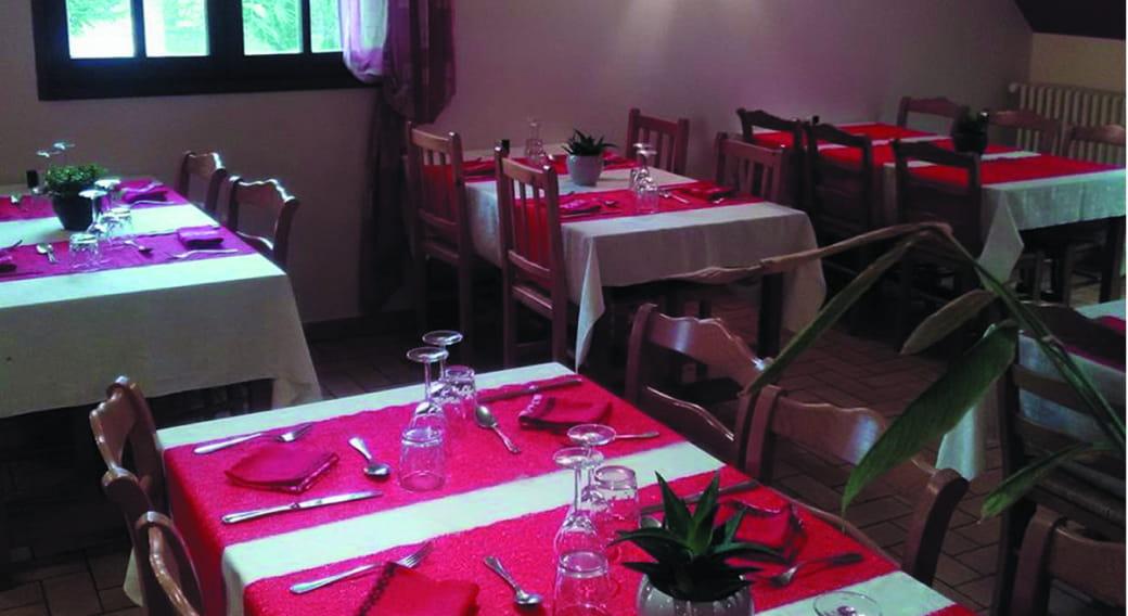 Restaurant Le Beaulieu (en cours de reprise)