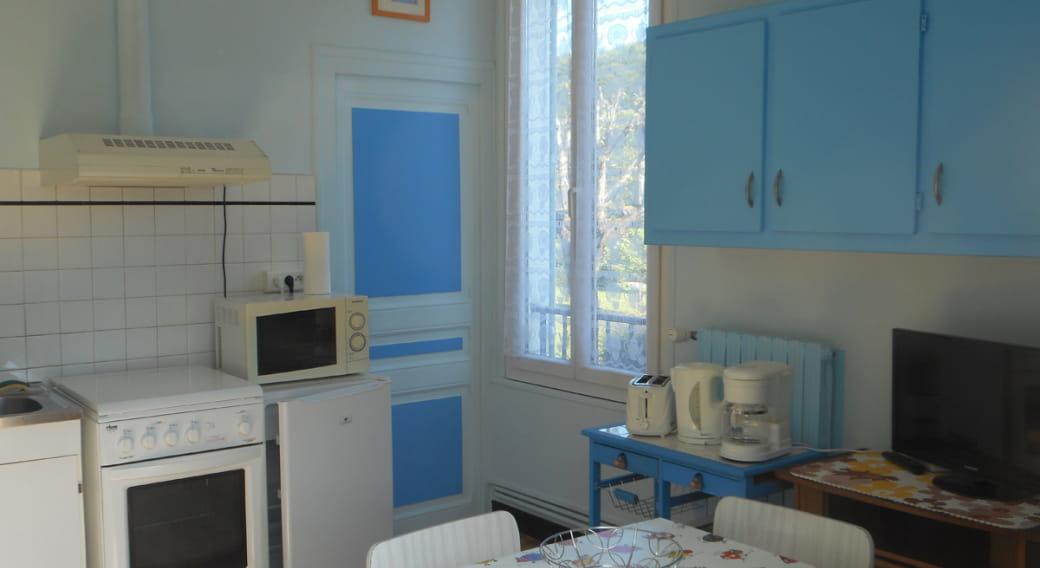 Villa La Rivière Bleue - Bleuet