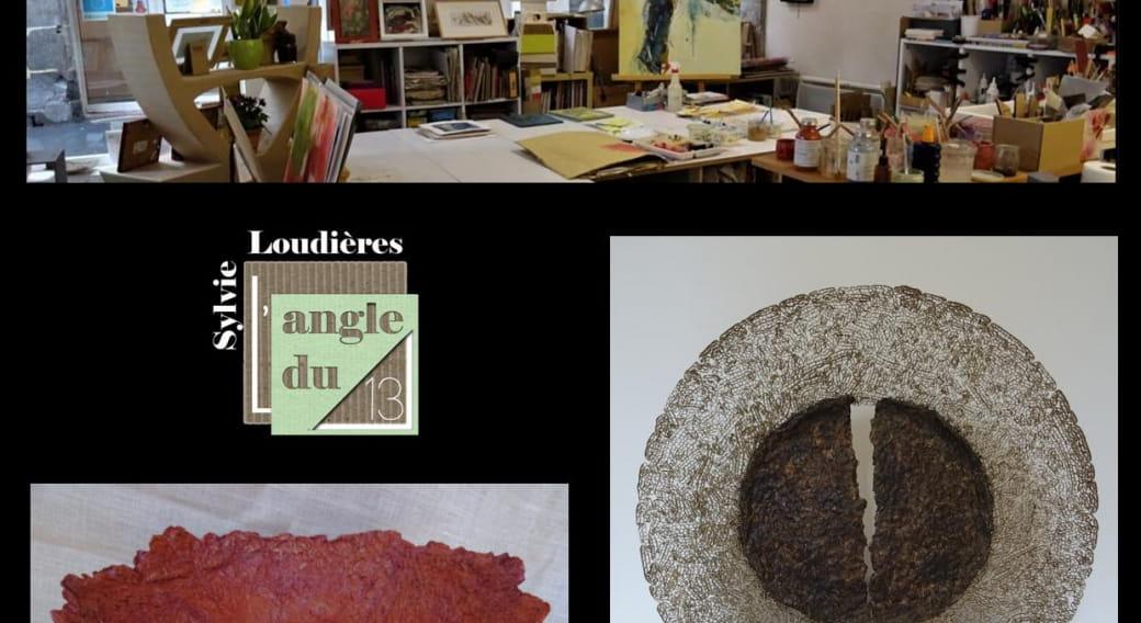 Atelier Galerie L'Angle  du 13