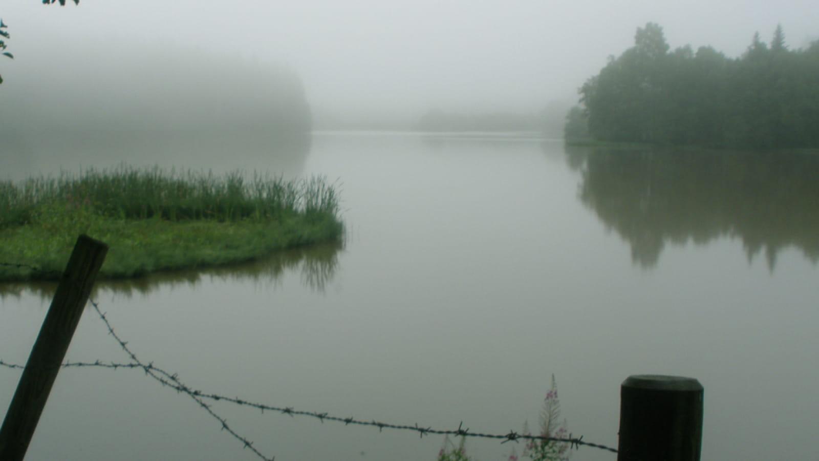 Lac de la Crégut