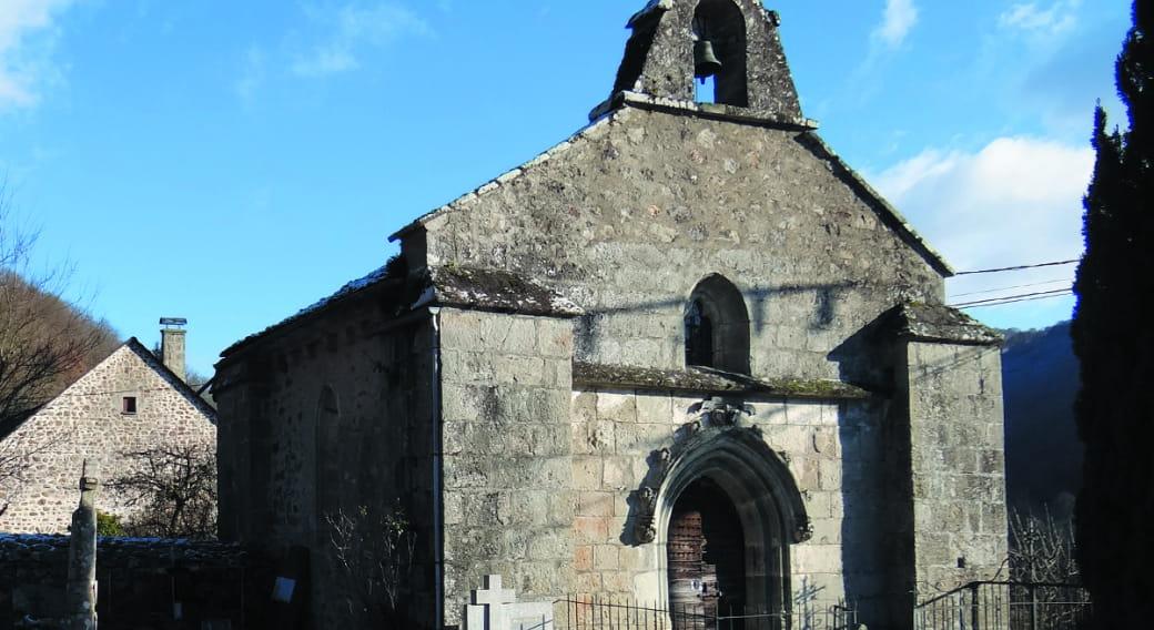 Église Saint-Ferréol dite Chapelle de Salsignac