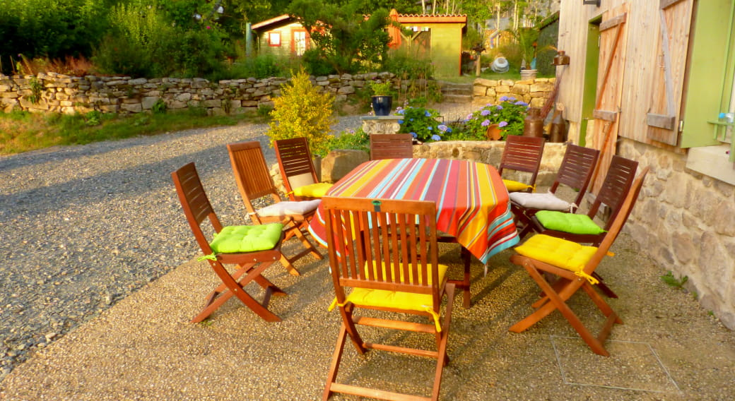Salon de jardin Rochemulet