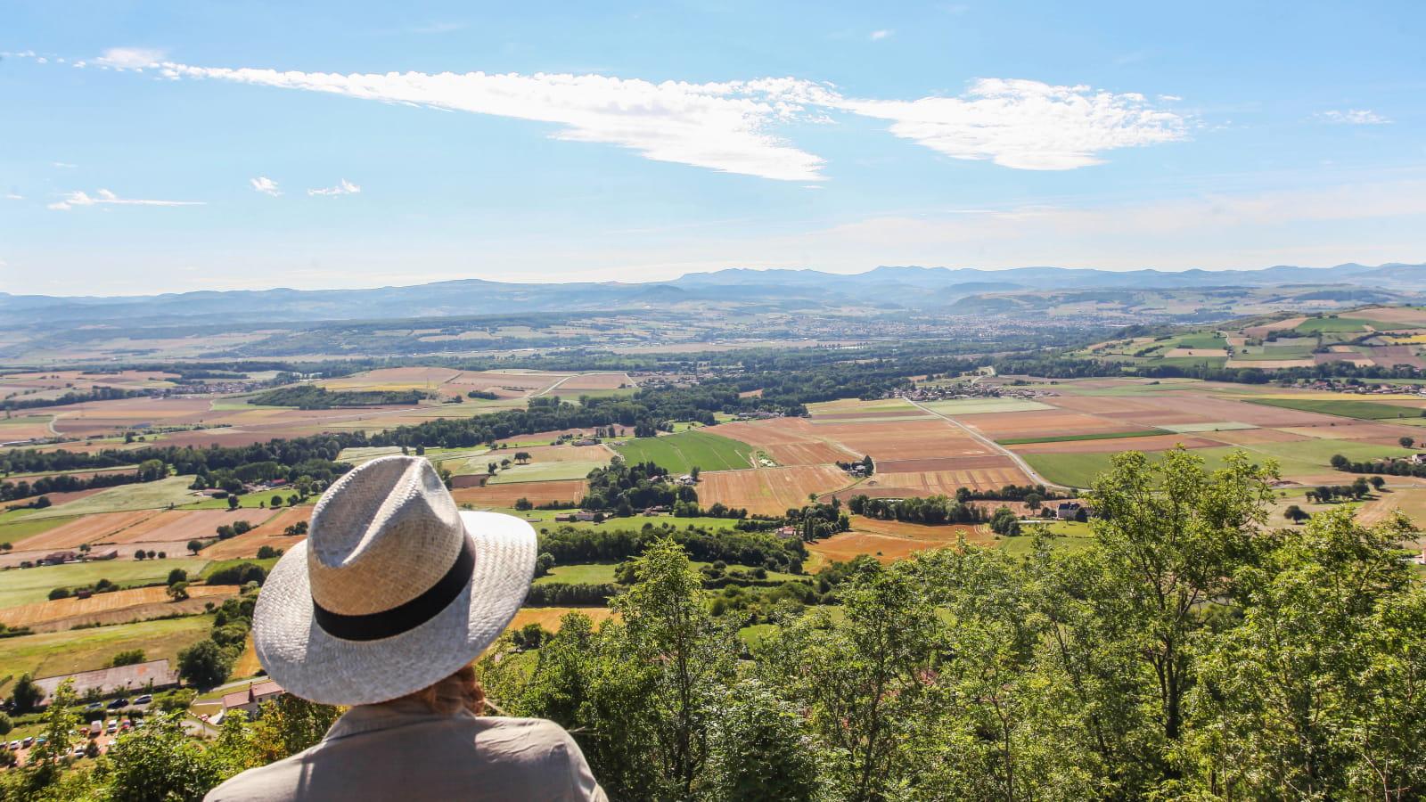 GR® de Pays : Tour de la Reine Margot - Boucle du Val d'Allier n°2