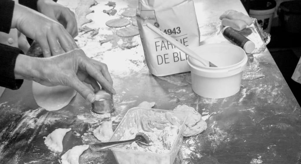 Atelier cuisine : la main à la pâte