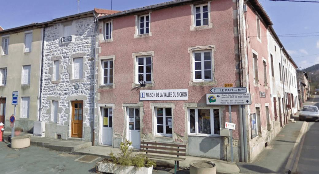Maison de la Vallée du Sichon