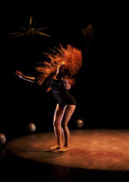 Sous-Venances Cie Myriam Naisy / L'Hélice Danse contemporaine