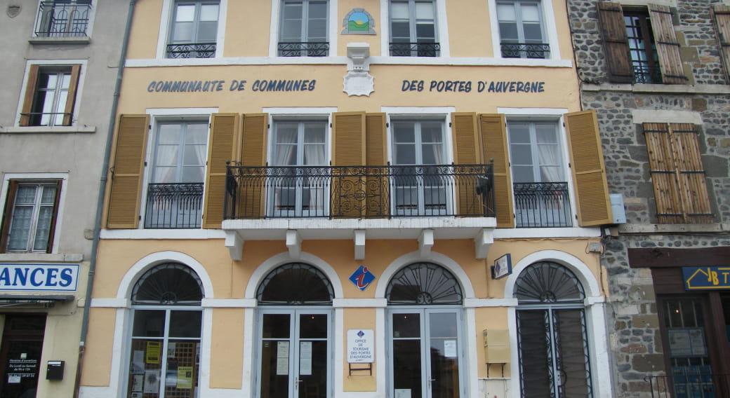 Bureau d'accueil de Saint-Paulien - Office de tourisme agglomération du Puy-en-Velay