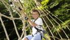 Parcours dans les arbres