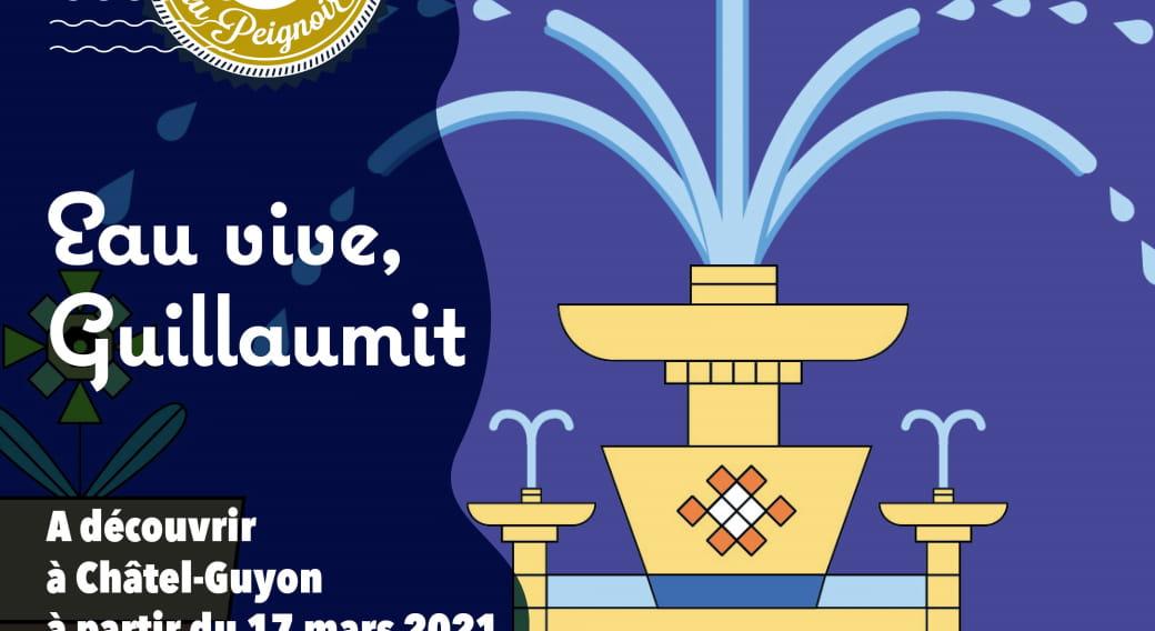Eau Vive - Guillaumit