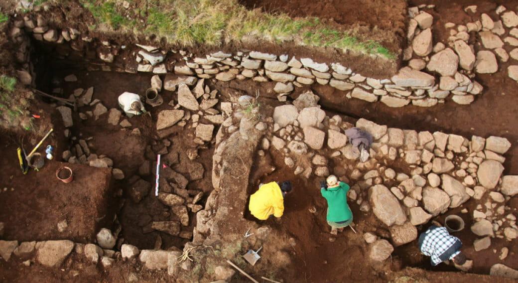 Site archéologique de Rissergues et salle d'exposition
