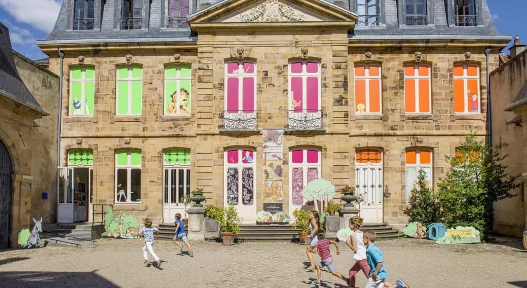 Séjour Biennale et découverte à Moulins