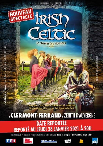 Irish Celtic - Le Chemin des Légendes