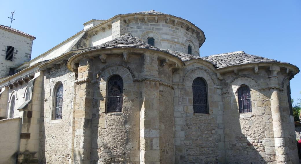 Église Saint-Myon