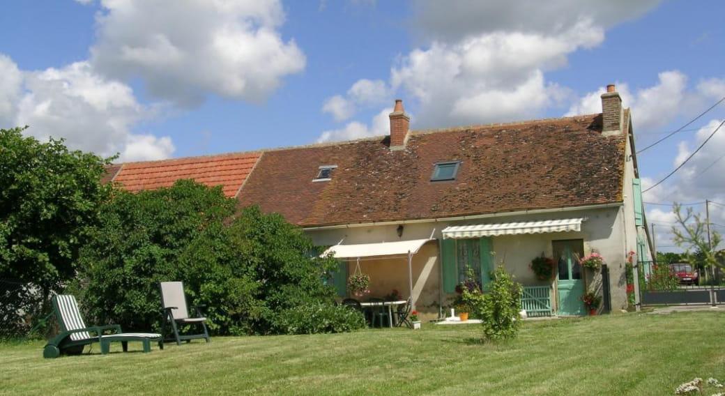Location d'un gîte rural à Deneuille Les Chantelle