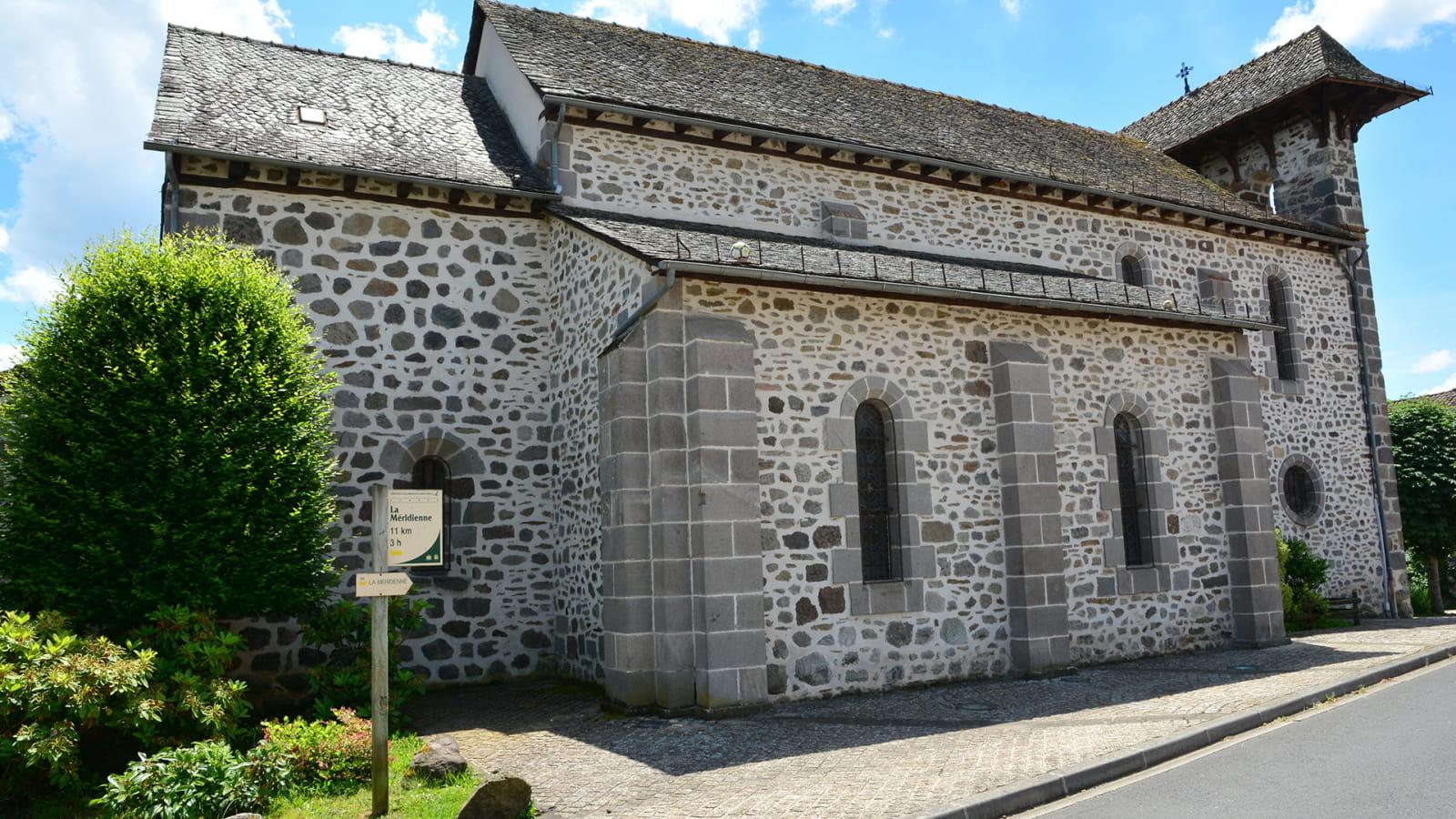 Eglise d'Ayrens
