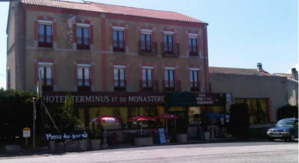 Hôtel-Restaurant Monastère et Terminus