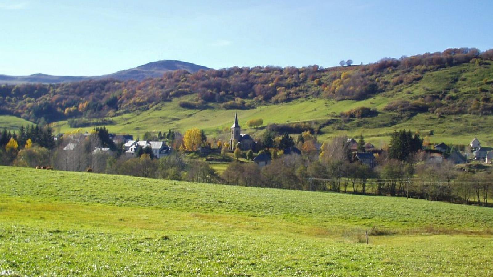 Le Bois Mary (Réseau VTT du Puy-Mary)