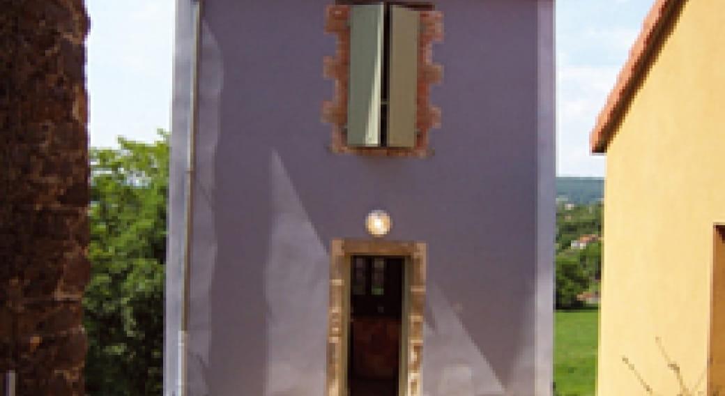 Gîte gris - Charbonnier-les-Mines