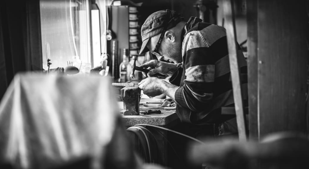 Coutellerie artisanale Charlie Maridet