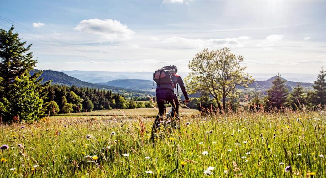 Guide Nature Randonnée - VTT