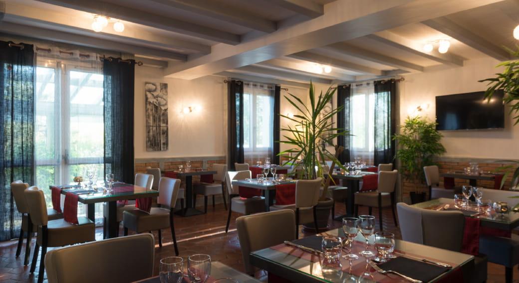 Auberge de la Tomette - Restaurant