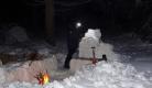 Sorties hivernales au col de Légal