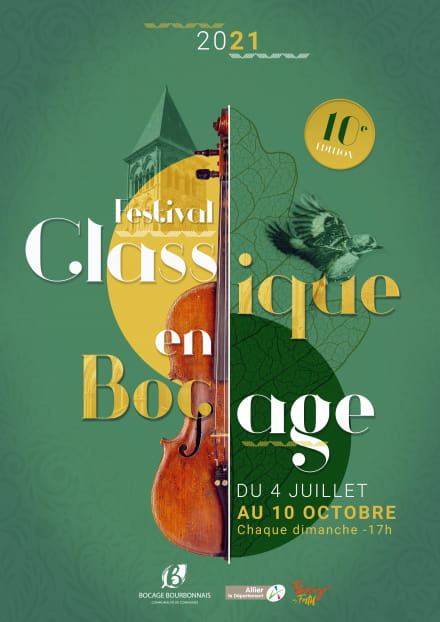 Festival 'Classique en Bocage 2021'