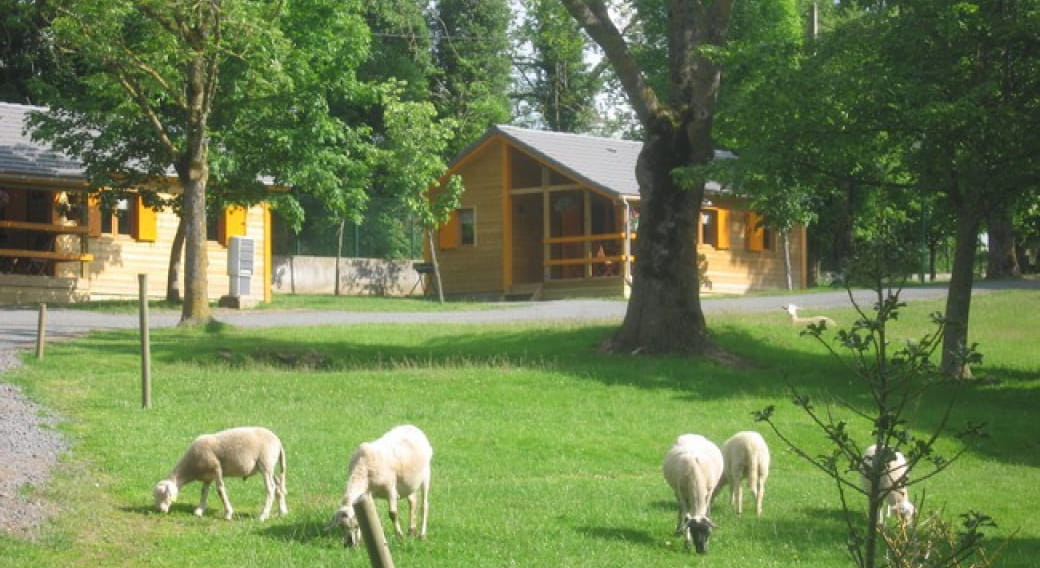 Aire de service du camping de la Haute Sioule