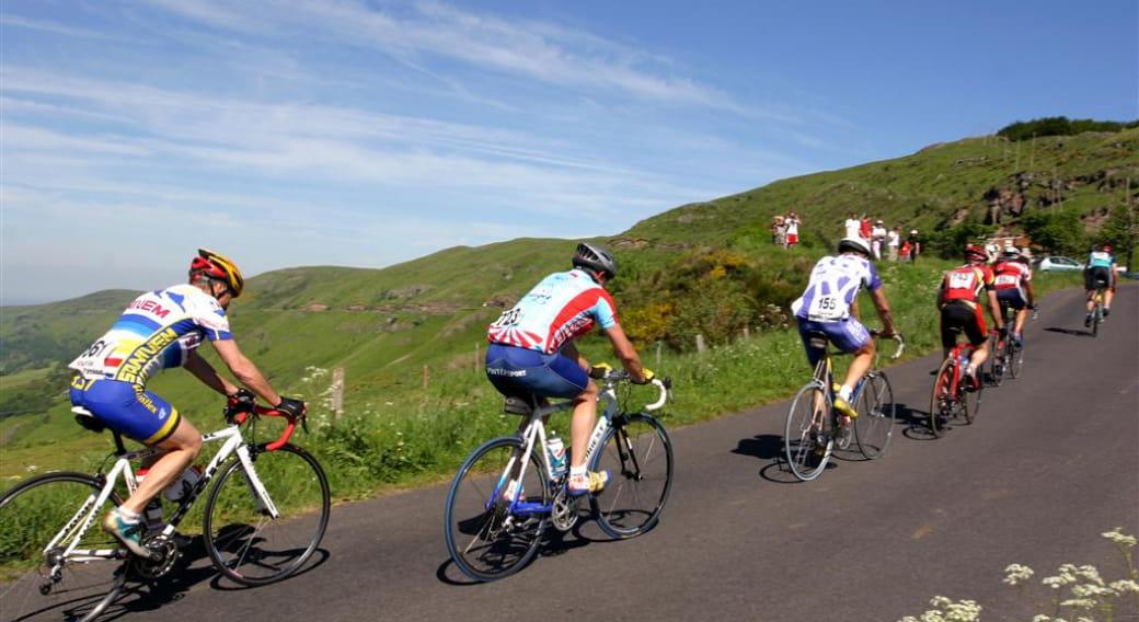 Course cycliste : Nocturne