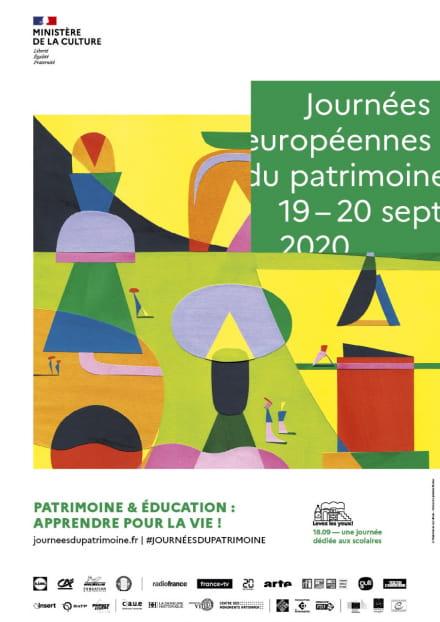 Journées Européennes du Patrimoine - Visite commentée de Salers