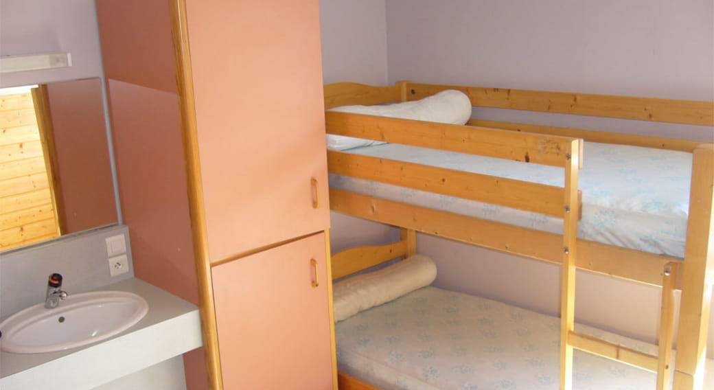 Maison Familiale Rurale Gelles dortoir 2