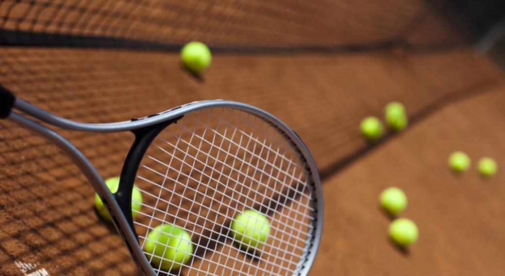 Terrains de tennis de La Bourboule