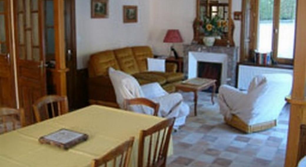 Gîte de Montchaud