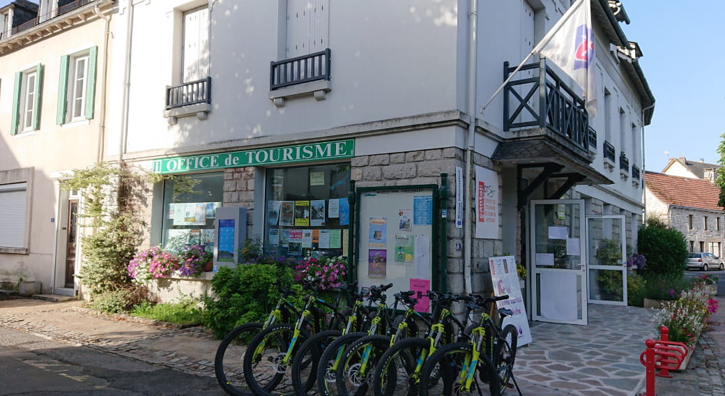 Office de Tourisme de Sumène Artense