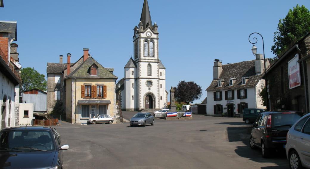 Eglise de Chaussenac