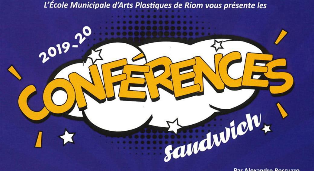 Conférence 'Les artistes sont-ils tous des hommes ?'