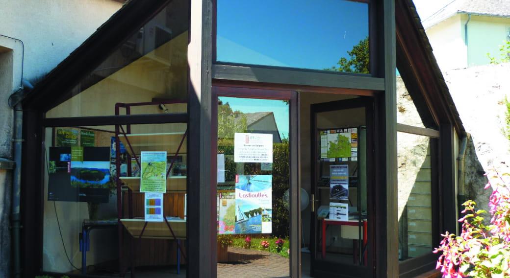 Office de Tourisme de Sumène Artense bureau de Saignes