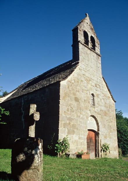 Chapelle Saint-Jacques de Vendes
